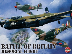 "Metalowa tabliczka retro 15 x 20 cm ""Battle of Britain II"""
